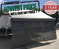 4.0m 14ft Caravan RV Privacy Screen Wall Sun Shade Roll Out Awning Jayco parts