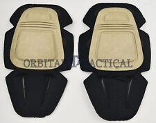 Crye Precision AirFlex Combat Pants Knee Pads Set G3 AC Khaki Tan