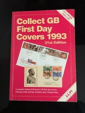 Collect First Day Covers 1993 21st Edition - Benham