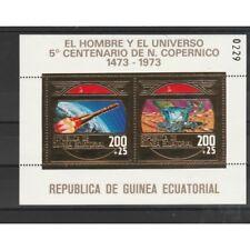 1974 GUINEA EQUATORIALE  COPERNICO  SPAZIO  1  BF MNH MF55689