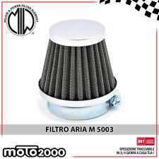 Trombetta aspirazione Cafe/' Racer filtro aria pit-bike MiniGP KITACO 43mm