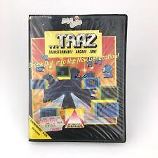 COMMODORE 64 TRAZ - TRANSFORMABLE ARCADE ZONE ZAFIRO ESPAÑA CASCADE C64 CASSETTE