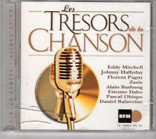 (GK359) Les trésors de la chanson française - 1996 CD
