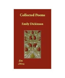 """Emily Dickinson """"Collected Poems"""""""