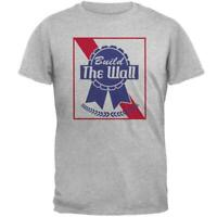 President Donald Trump Build the Wall Mens T Shirt