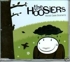 (498F) The Hoosiers, Worst Case Scenario - DJ CD