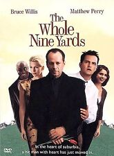 The Whole Nine Yards DVD MOVIE  Bruce Willis, Matthew Perry