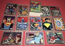 1993 The Return Of Superman Complete Trading Card Set #1-100 By Skybox NrMt-Mt
