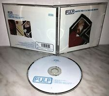 CD PULP SORTED FOR E'S & WIZZ / MIS-SHAPES