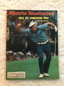 Sports Illustrated Hale Irwin US Open 1974 Sugar Ray Leonard Big Red Machine