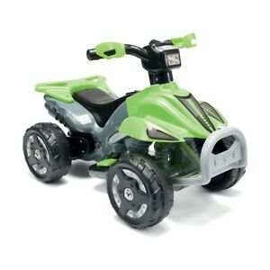 Indoor/Outdoor Rechargeable 6V Electric Quad Ride On/Motorbike/Bike//Toddler H2