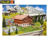 Faller H0 191745 Alpenhaus Chiemgau - NEU + OVP #