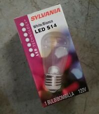 SYLVANIA INDOOR/ OUTDOOR LED S14 LIGHTBULB, 120V