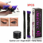 Vamp Stamp Easy to Makeup Cat Eye Wing Eyeliner Stamp Tool 1 Second Kit Little