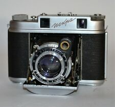 UNIQUE MODIFICATION OF USSR ISKRA MEDIUM FORMAT + INDUSTAR-24 LENS from MOSKVA-5