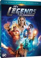 DC's Legends of Tomorrow - Stagione 3  - Cofanetto 4 Dvd - Nuovo Sigillato