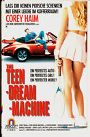 "VHS - "" The Teen-Dream-MACHINE "" (1991) - Corey Haim - Susan Seaforth Hayes"
