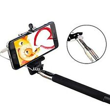Selfie barra brazo Stick verlängerungsarm telescopio vara Ios móvil Android