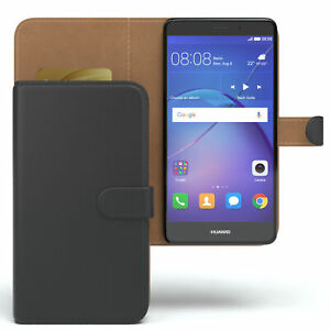 Case for Huawei GR5 2017 Mate 9 Lite Honor 6X Phonecase Protective Case Black