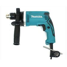 Makita HP1630K 13mm 16mm 30mm Hammer Drill 220V Corded 710W Power,Side Grip