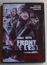DVD FRONT DE L'EST - Carmelo GOMEZ / Juan Diego BOTTO - Gerardo HERRERO