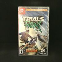 Trials Rising (Gold Edition) (Nintendo Switch) Brand New / Region Free
