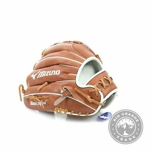 NEW Mizuno 312512 Pro Select Fastpitch Softball Glove in GPSF1200 Brown