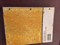CASE 680L 680 LOADER BACKHOE CONSTRUCTION KING PARTS CATALOG MANUAL
