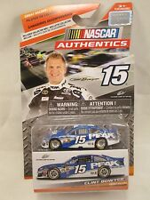 "NEW 2014 NASCAR AUTHENTICS GREAT RACERS ""#15 CLINT BOWYER"" Y SPIN MASTER AGES 3+"