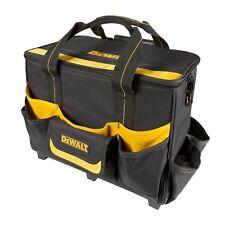 DEWALT DG5570 Heavy Duty 17 Pocket Roller Tool Bag w/ Telescoping Handle 17 Inch