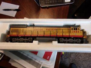 MTH Premier Union Pacific C30-7