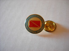 a1 ARGENTINOS JUNIORS FC club spilla football calcio pins badge argentina