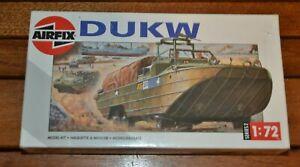 1/72 AIRFIX : CAMION AMPHIBIE TRUCK COACH DUKW 353 GM US ARMY
