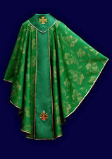 Casula con stemma Papa Benedetto XVI Ratzinger paramento casulla kasel ornat