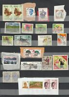 LOTS FINE USED STAMP DIFFRANT COUNTRIES