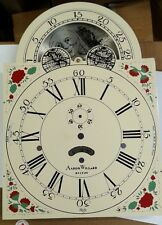 Sligh Aaron Willard grandfather clock dial 280x280x395 fits Kieninger movement