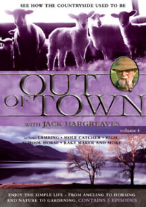 Out of Town - With Jack Hargreaves: Volume 4 DVD (2006) Jack Hargreaves cert E