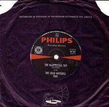 CHAD MITCHELL TRIO The Marvellous Toy / The Bonny Streets Of Fyve-Io 45   SirH70