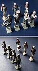 Starlux / Quiralu 1960 - Lot Figurines Soldats / Militaires - Parade / Défilé
