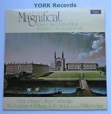 ZRG 853 - CPE BACH - Magnificat PALMER / TEAR / WATTS / ROBERTS - Ex LP Record