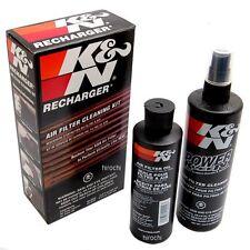 K & n Filtro Kit De Cargador-Petróleo Y Limpiador 99-5050