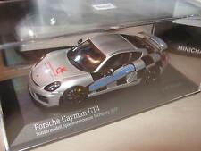 1:43 Porsche Cayman GT4 German Toy Fair 2017 LE 576 MINICHAMPS 413066193 OVP new