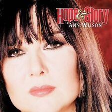 ANN WILSON - Hope & Glory (CD 2007)