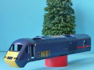 HORNBY GNER CLASS 43 HST 125 BODY CITY OF INVERNESS SUPER DETAIL ALL PARTS TAKEN
