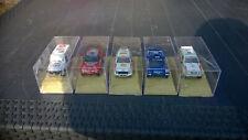 Lot de 5 voitures miniatures 1/43