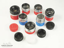 FORSTER UK New Contax Kiev/Nikon S Inner Bayonet CRF Mount Rear Lens Cap