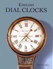 English Dial Clocks, Ronald Rose, 1851490620, (Antique Clocks, Horology)