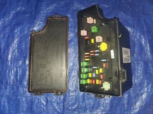 TIPM Power Fuse Box Control Module P04692346AE 2011-2014 Chrysler 200 Avenger