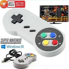 Retro Game Controller Joypad USB Wired Super Game Pads For Nintendo SNES WIN PC