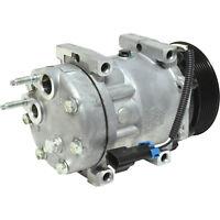 RYC Reman AC Compressor AFG503 Replaces Sanden 4384